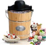 Elite Gourmet EIM-506 6-Quart Old-Fashioned Ice Cream Maker