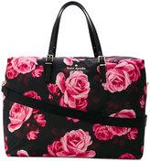 Kate Spade floral print shoulder bag - women - Polyester - One Size
