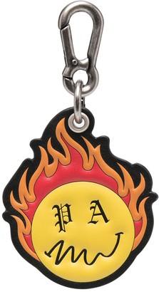 Palm Angels Burning Head keychain