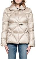 Fay Women's Beige Polyamide Down Jacket.
