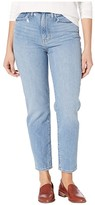 Madewell The Momjean in Melva Wash (Melva) Women's Jeans