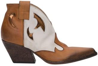 Elena Iachi Texan Ankle Boot