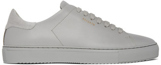 Axel Arigato Grey Clean 90 Sneakers