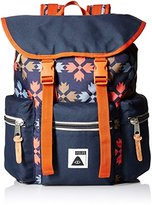 Poler Men's Roamers Pack Brotanical Mossy