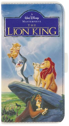 Disney The Lion King VHS Cover iPhone 6s/7/8 Case