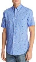 Gitman Brothers Nintendo Short Sleeve Button-Down Shirt - 100% Exclusive