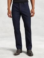 John Varvatos Woodward Lightweight Cotton Jean