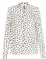 Yumi Smudge Print Shirt