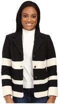 Pendleton Petite Skyline Stripe Jacket