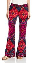 Billabong Juniors Shake It up Woven Printed Soft Pant