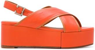 Clergerie Myrta platform sandals