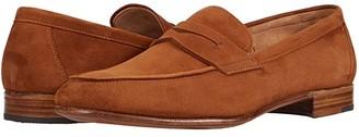 Gravati Unlined Penny Loafer (Brandy) Men's Shoes