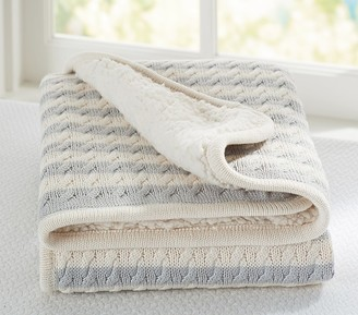 Pottery Barn Kids Emerson Baby Blanket