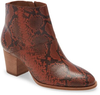 Madewell The Rosie Ankle Boot