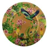 Maxwell & Williams Cashmere Birds of Paradise Plate 19cm Gold
