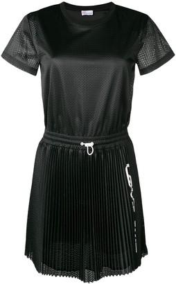RED Valentino sports jersey dress