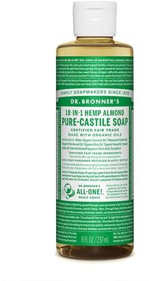 Dr. Bronner's Organic Almond Castile Liquid Soap 237Ml