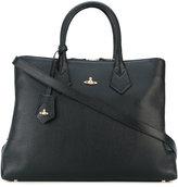 Vivienne Westwood Balmoral shopper - women - Leather - One Size