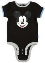 "Disney Mickey Mouse ""Wink"" Cuddly Bodysuit"