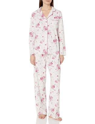 Karen Neuburger Women's Long-Sleeve Girlfriend Pj Set