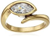 """Nicole Miller Artelier"""" Marquise Stone Ring, Size 7"""