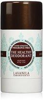 LAVANILA the Healthy Deodorant Fragrance Free Super Sensitive, 1. 8 oz