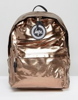 Hype Bronze Backpack