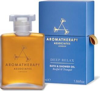 Aromatherapy Associates Deep Relax Bath & Shower Oil (55Ml)