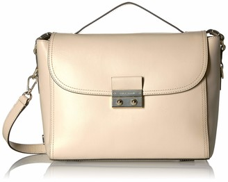 Cole Haan Women's Lock Group Satchel Bag