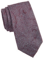 Vince Camuto Paisley Print Tie