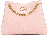 Gucci Matelasse shoulder bag - women - Calf Leather - One Size