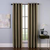 CHF Malta Faux Silk Grommet-Top Curtain Panel