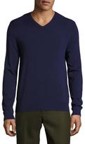 Armani Collezioni Maglie Ribbed Sweater