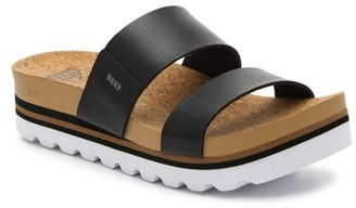 Reef Cushion Bounce Vista Hi Wedge Sandal