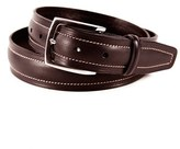 Tommy Bahama Men's Big & Tall 'Palm Springs' Leather Belt