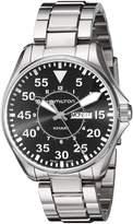 Hamilton Men's H64611135 Khaki Pilot Dial Watch