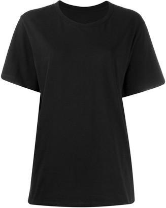 MM6 MAISON MARGIELA number print T-shirt