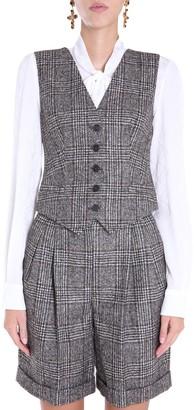 Dolce & Gabbana Single-breasted Vest