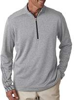 adidas Men's Lightweight Quarter Zip Pullover