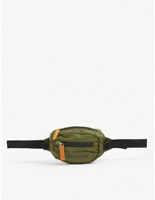 Heron Preston Techno logo-printed woven belt bag