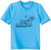 Tiger Joe Boys' Rogue Sailor Short Sleeve Rashguard (210) - 8148105