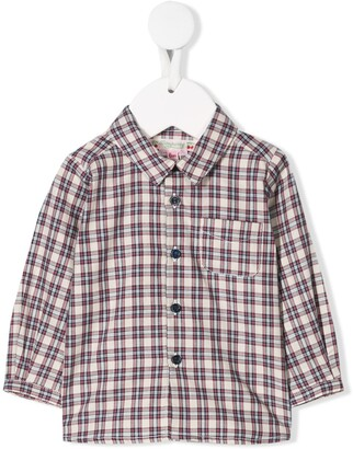 Bonpoint Check Shirt