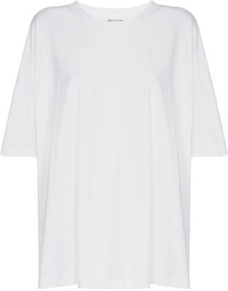 Maison Margiela Cut Out Shoulder T-Shirt