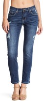 Jag Jeans Kyla Distressed Girlfriend Jeans
