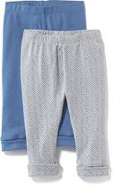 Old Navy Jersey Legging 2-Pack for Baby