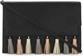 Rebecca Minkoff Sofia leather clutch