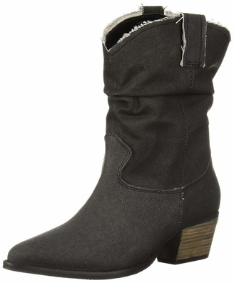 Charles by Charles David Women's Zulu Fashion Boot Black 6 M US
