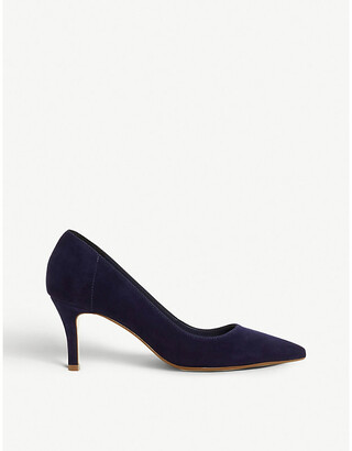Dune Andrie suede courts