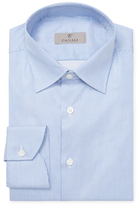 Canali Textured Stripe Dress Shirt