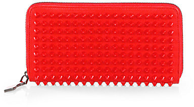 Christian Louboutin Panettone Studded Continental Wallet